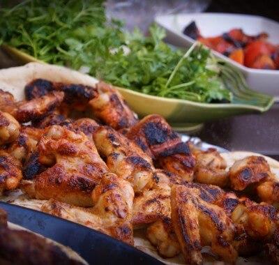 Fizz & Fire Feast at Fizz & Fire