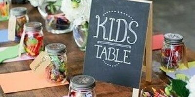 5 Fun Ways to keep Children Entertained on Your Wedding Day