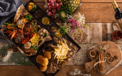 Are grazing tables the new trend for 2019?